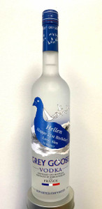 Personalized Vodka Labels ( Grey Goose Style)