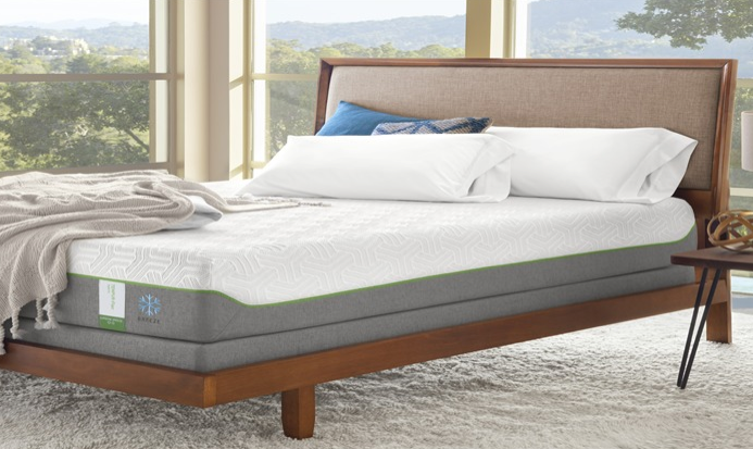 model highlight tempurpedic flex supreme is the newest version of tempur foam on top of pocket coil springs the great thing about the flex is that it - Tempur Pedic Beds