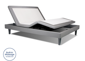 Serta adjustable bed set the serta motion perfect iii.