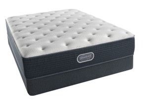 Simmons BeautyRest Silver Mattress Offshore Mist Luxury Firm Mattress Reviews and Sales.