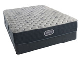 Simmons BeautyRest Silver Charcoal Coast Extra Firm Mattress Sale