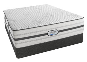 BeautyRest Platinum Hybrid Bryson Plush Mattress Set. Platinum Logan Mattress Hybrid.
