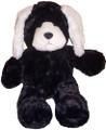 Wholesale Unstuffed Black Puppy Dog