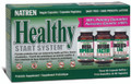 Natren Healthy Start System Tripack (Dairy-free) Probiotic - 3 jars, 60 caps each jar (Canada)