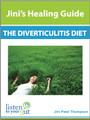 Jini's Healing Guide: The Diverticulitis Diet (eBook) - by Jini Patel Thompson (Canada)