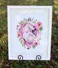 Floral Womb Print