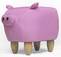 Large Pig Animal Stool