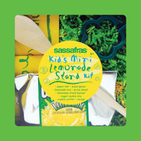 Kid's Lemonade Stand Tray Kit