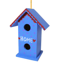 Paint Your Own Bird House