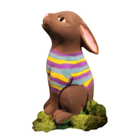 Paint Your Own Garden Bunny