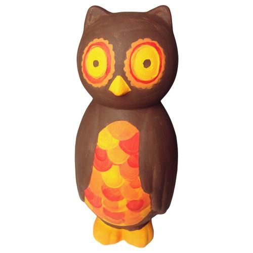 Paint Your Own Garden Owl sassafrasstore