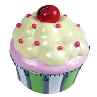 Cherry Cupcake Kitchen Timer