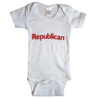 Republican Onesie