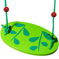 Leaf Tree Swing