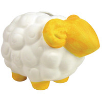 Paint Your Own Sheep Bank