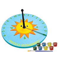 Paint Your Owl Sun Dial
