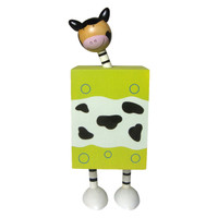 Bobble Bank Cow