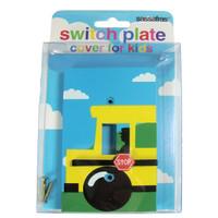 Switchplate Schoolbus