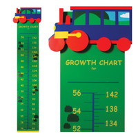 Train Growth Chart