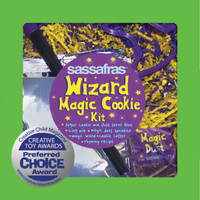 Wizard Magic Cookie Tray Kit