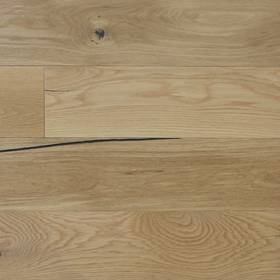 Reclaimed Mixed Grain MC White Oak Flooring & Paneling - Poly Finish