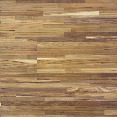 Reclaimed teak metro flooring paneling sample terramai Reclaimed teak flooring