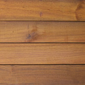 Reclaimed Teak Decking - Sansin Exterior Finish (Tinted Stain)