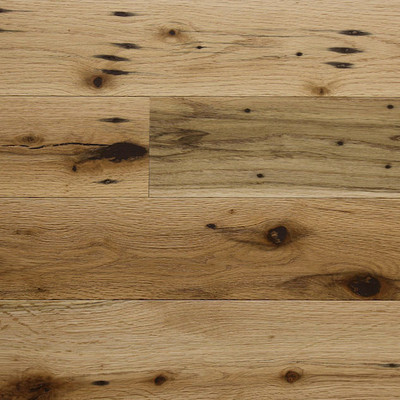 Reclaimed Mission Oak Red Flooring & Paneling - Oil