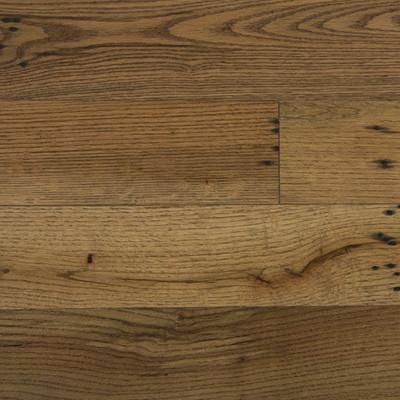 Reclaimed Mission Oak Flooring & Paneling - Dark Oil