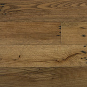 Reclaimed Mission Oak Flooring & Paneling - Dark Oil