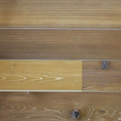 Reclaimed Western Red Cider Siding - Sansin Natural Tone Exterior Stain & Sealer