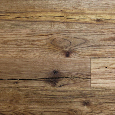 Reclaimed Mission Oak Red Solid Flooring & Paneling