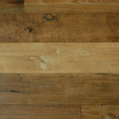 Reclaimed Naked Teak Flooring & Paneling - Unfinished