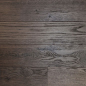 Reclaimed Mission Oak Flooring & Paneling - Leather