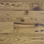 Reclaimed Mission Oak Engineered Flooring & Paneling - Vintage