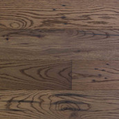Mission Oak Engineered Flooring & Paneling - Chocolate Brown (Closeout - Sample)