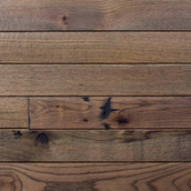 Mission Oak Solid Shiplap 2.0 Paneling - Dark Oil (Sample)