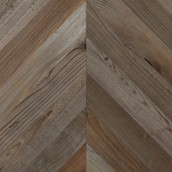 Lost Coast Redwood Weathered Paneling - Chevron (Sample)