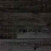 Lost Coast Redwood Shiplap 2.0 - Faux Sugi Ban Charcoal