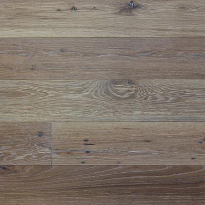 Reclaimed Mission Oak Flooring & Paneling - White Oil Finish
