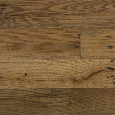 Reclaimed mission oak flooring paneling dark oil for Terramai flooring