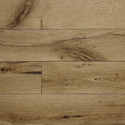 Reclaimed Mission Oak Flooring & Paneling - Poly Finish