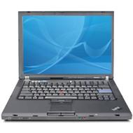 Lenovo ThinkPad T61 - 1.8GHz Intel Core 2 Duo - 2GB DDR2 RAM - 80GB HD - DVD+CDRW