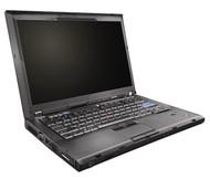 Lenovo ThinkPad T400 - 2.40GHz Intel Core 2 Duo - 4GB DDR3 RAM - 160GB HD - DVD+CDRW