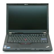 Lenovo ThinkPad T410 Webcam - 2.67GHz Intel Core i5 - 4GB DDR3 RAM - 250GB HD - DVDRW