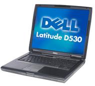 Dell Latitude D530 - 2.0GHz Intel Core 2 Duo - 1.5GB DDR2 RAM - 60GB HD - DVD