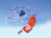 ADC 4056W ADSAFE PLUS CPR FACE SHIELD