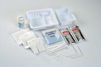 COVIDIEN 42201 MEDICAL SUPPLIES TRACHEOSTOMY CARE TRAYS