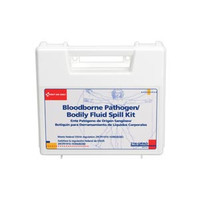 FIRST AID ONLY ACME UNITED 214-U BLOODBORNE PATHOGEN-BODILY FLUID SPILL KIT
