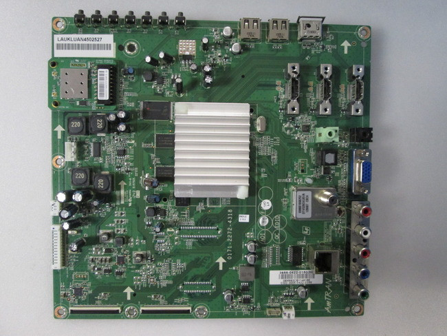 Vizio E552vle Main Board 0171 2272 4318 Tv Parts 3655